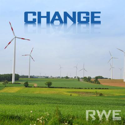Change / RWE Innogy Imagesong